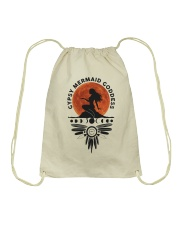 Gypsy Mermaid Drawstring Bag thumbnail