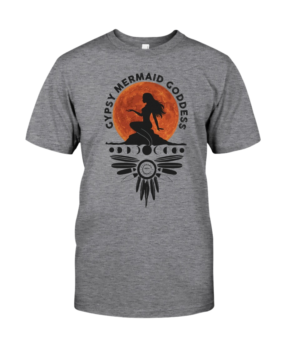 Gypsy Mermaid Classic T-Shirt