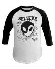 Believe Baseball Tee tile