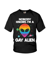 I Am Gay Alien Youth T-Shirt thumbnail