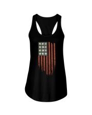 America Ladies Flowy Tank thumbnail