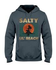 Salty Lil Beach Hooded Sweatshirt thumbnail