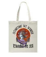 Sometime We Wander Tote Bag thumbnail