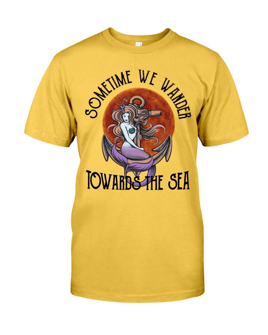 Sometime We Wander Classic T-Shirt