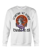 Sometime We Wander Crewneck Sweatshirt thumbnail