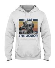 I Am The Liquor1 Hooded Sweatshirt thumbnail