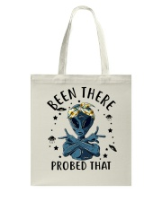 Been There Probed That Tote Bag thumbnail