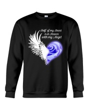 Half Of My Heart Crewneck Sweatshirt thumbnail