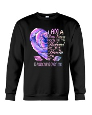 Im A Strong Woman Crewneck Sweatshirt thumbnail
