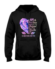 Im A Strong Woman Hooded Sweatshirt thumbnail