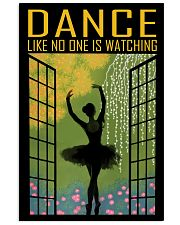 Dance Like No One 11x17 Poster front