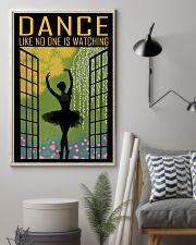 Dance Like No One 11x17 Poster lifestyle-poster-1