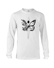 Give The Girls The Right Shoes Long Sleeve Tee tile