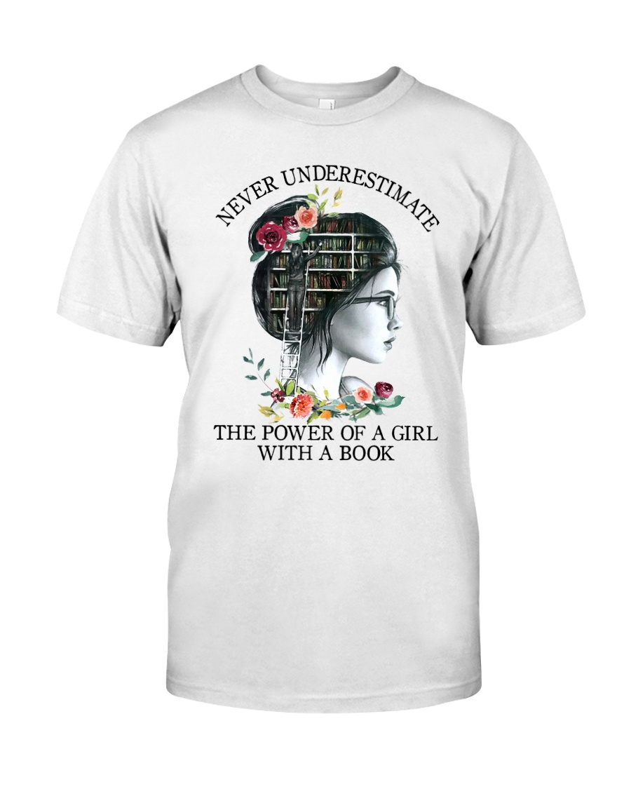 The Power Of A Girl Classic T-Shirt