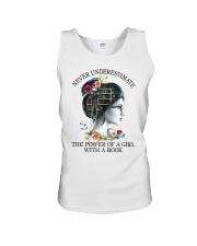 The Power Of A Girl Unisex Tank thumbnail