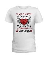 Im Not A Widow Ladies T-Shirt thumbnail