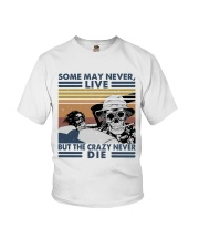 Some May Never Life1 Youth T-Shirt thumbnail