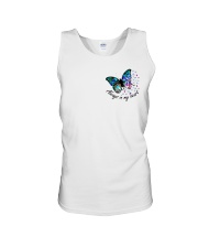 Your Wings Were Ready Unisex Tank thumbnail
