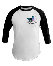 Your Wings Were Ready Baseball Tee thumbnail