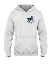 Your Wings Were Ready Hooded Sweatshirt thumbnail