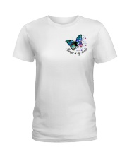 Your Wings Were Ready Ladies T-Shirt thumbnail