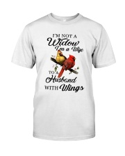 Im A Wife Classic T-Shirt front