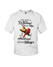 Im A Wife Youth T-Shirt thumbnail