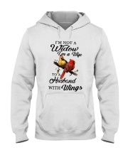 Im A Wife Hooded Sweatshirt thumbnail