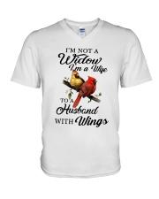 Im A Wife V-Neck T-Shirt thumbnail