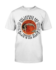 She Lauched Classic T-Shirt tile