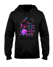 Your Wings Were Ready Hooded Sweatshirt front