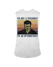 Im Not A Pessimist Sleeveless Tee thumbnail