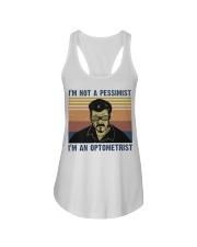 Im Not A Pessimist Ladies Flowy Tank thumbnail
