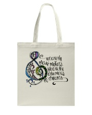 We Are The Music Makers Tote Bag thumbnail