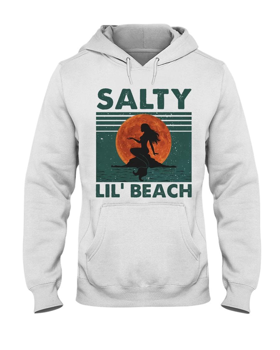 Salty Lil Beach Hooded Sweatshirt