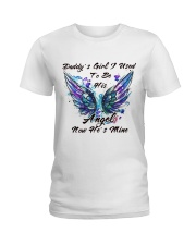 I Used To Be His Angle Ladies T-Shirt thumbnail