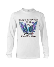 I Used To Be His Angle Long Sleeve Tee thumbnail