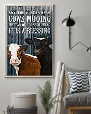 You Can Hear Cows Mooing 11x17 Poster lifestyle-poster-1