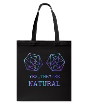 They Are Nature Tote Bag thumbnail