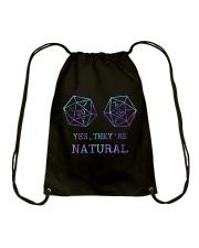 They Are Nature Drawstring Bag thumbnail