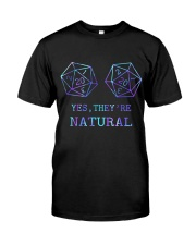 They Are Nature Classic T-Shirt front