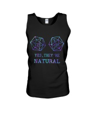 They Are Nature Unisex Tank thumbnail