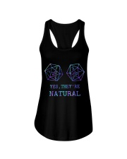 They Are Nature Ladies Flowy Tank thumbnail