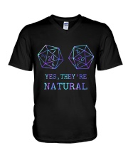They Are Nature V-Neck T-Shirt thumbnail