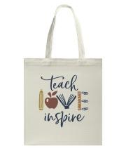 Teach Love Inspire Tote Bag thumbnail