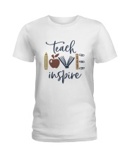 Teach Love Inspire Ladies T-Shirt thumbnail