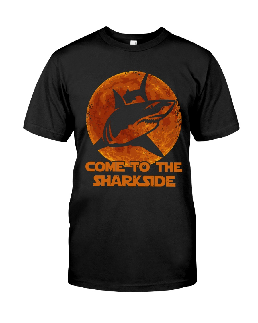 Come To The Sharkside Classic T-Shirt