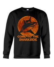 Come To The Sharkside Crewneck Sweatshirt thumbnail