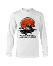Into The Darkness We Go Long Sleeve Tee thumbnail