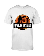 Funny Parked Classic T-Shirt front